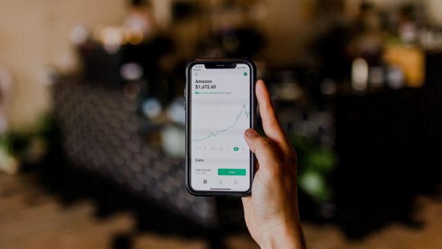 米国株・ETFでの資産運用ができるおすすめのアプリ3選!