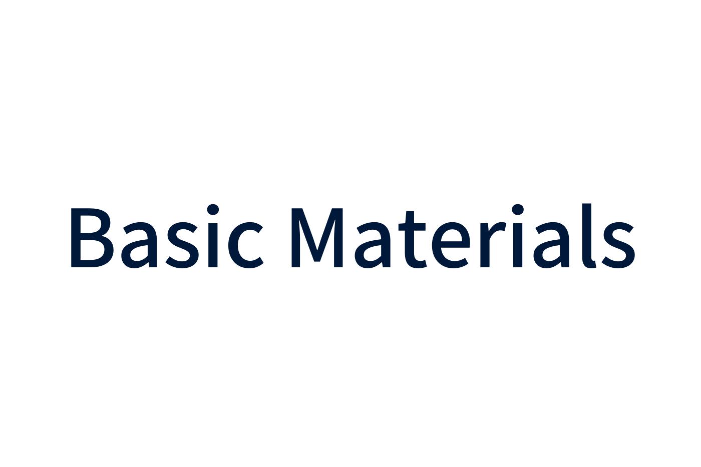 米国株・素材セクターについて【完全版 】